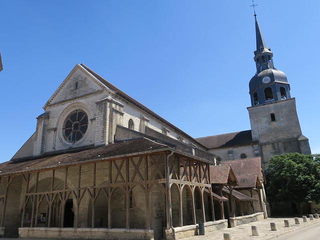 Quel est ce lieu??? Eglise Saint-Pierre (XIIe,XVIe, XIXe), Bar-sur-Aube (10) [Explore du 6 juillet 2019]