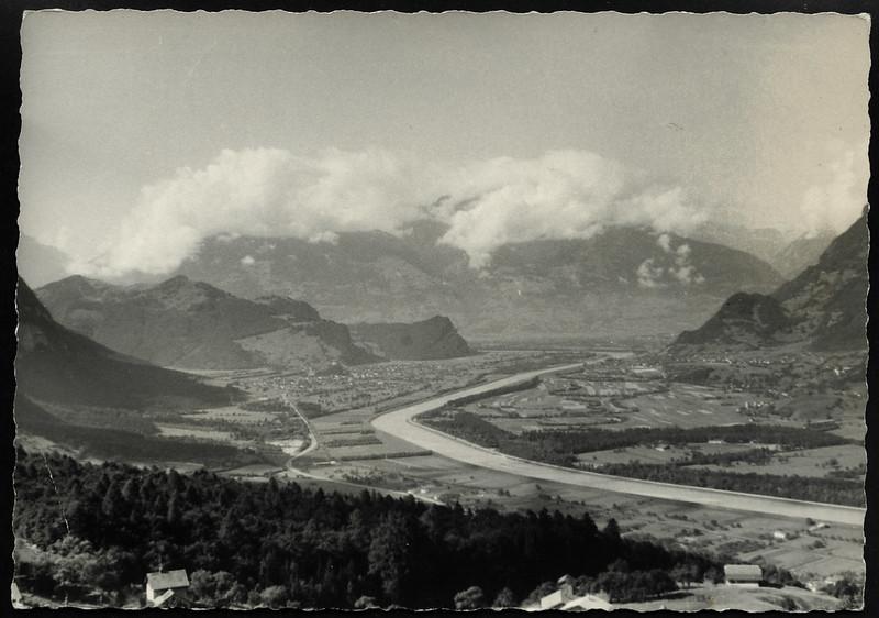 Archiv T419 Alpenlandschaft, 1930er