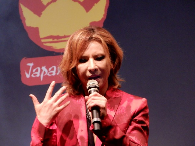 Japan Expo 2019 : Yoshiki