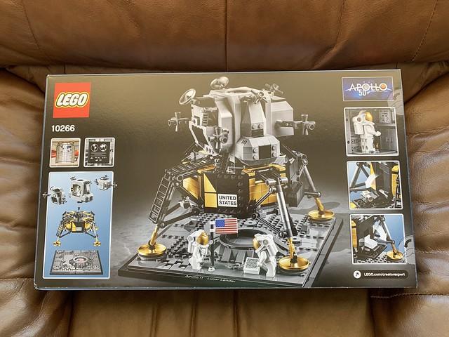 Apollo 50 Lego