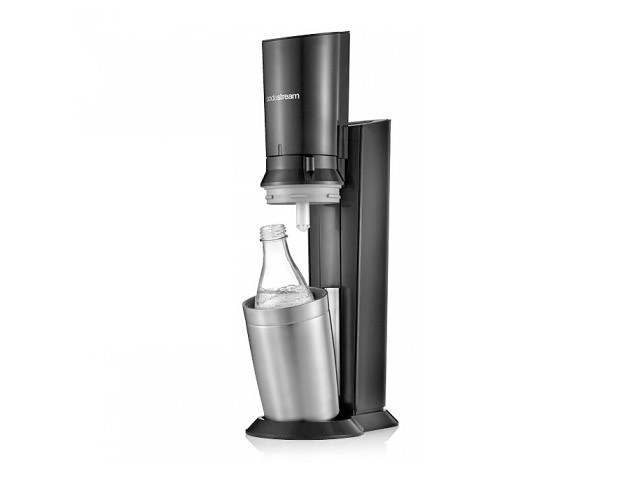 Gasatore Sodastream Crystal Black