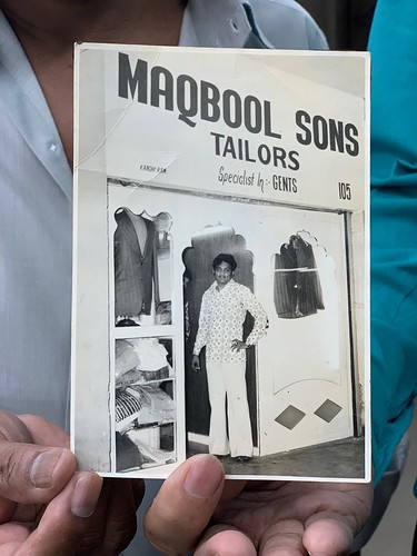 City Landmark - Maqbool Sons Tailoring Shop, Mohan Singh Place