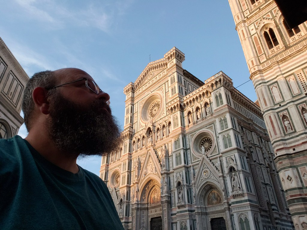 Scott Alan Miller in Florence