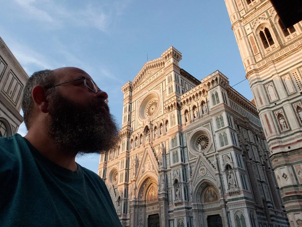 Scott Alan Miller in Florence