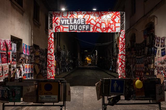 Le Village du #OFF19