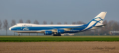Air Bridge Cargo Boeing 747-800F
