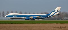 Air Bridge Cargo Boeing 747-800F