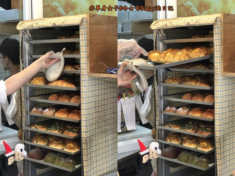 公館商圈小吃21騰堂麵包