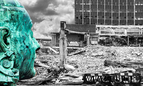 The Face of Changing City Centre.