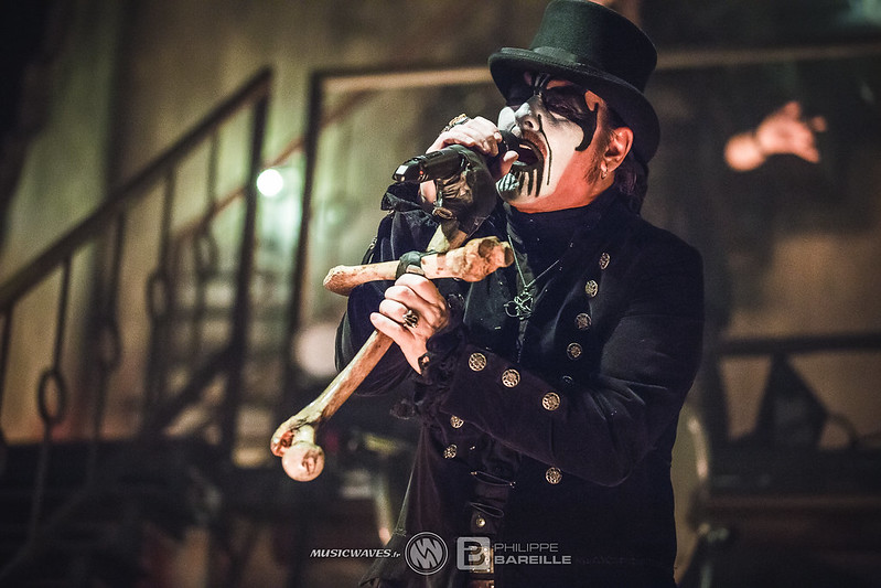King Diamond @ Hellfest 2019, Clisson | 21/06/2019