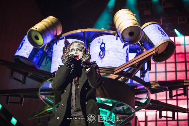 Slipknot @ Knotfest 2019, Paris | 20/06/2019