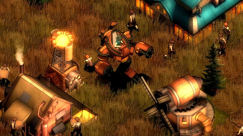 They Are Billions - Mechs