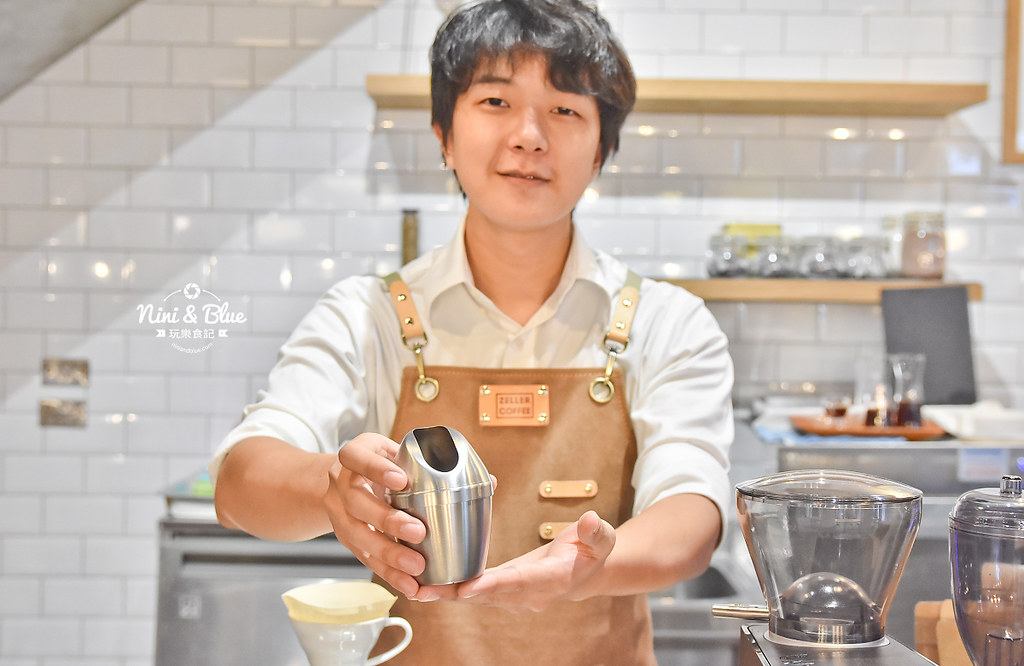 Zeller Coffee Japancart台中咖啡 不限時有插座15