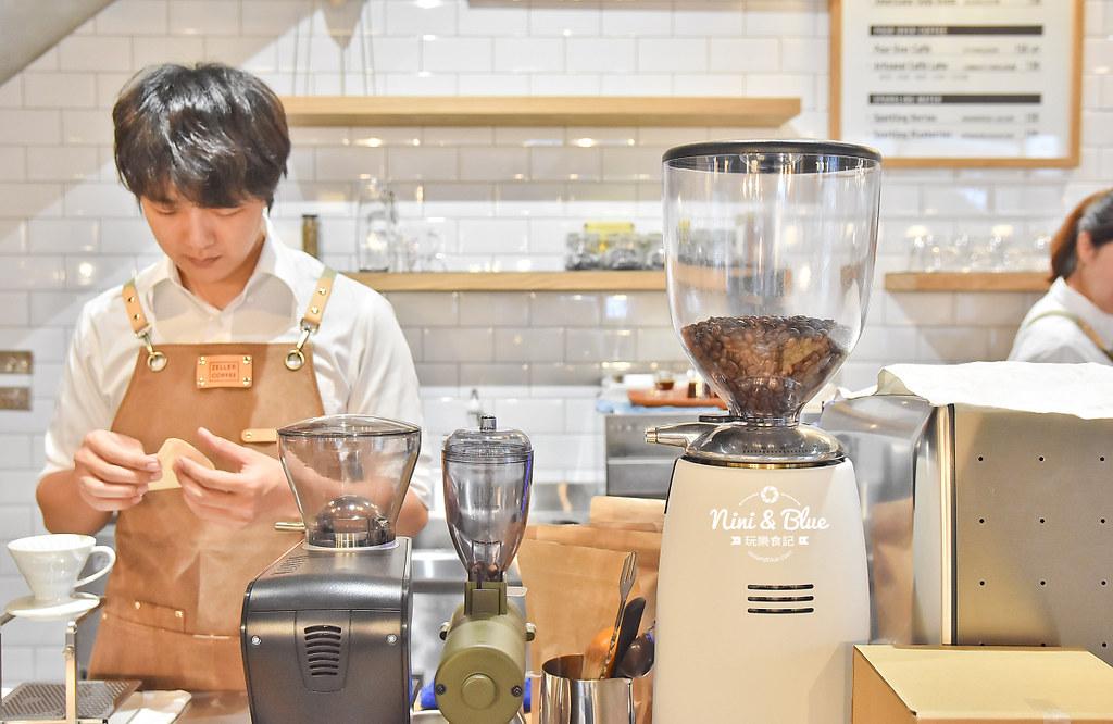 Zeller Coffee Japancart台中咖啡 不限時有插座13