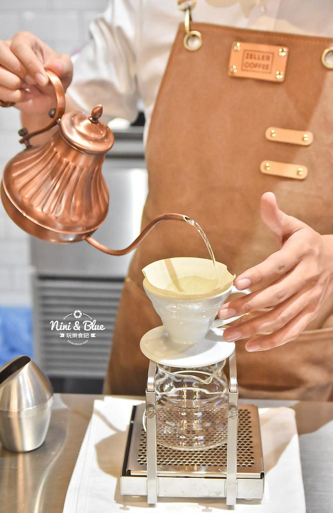 Zeller Coffee Japancart台中咖啡 不限時有插座16