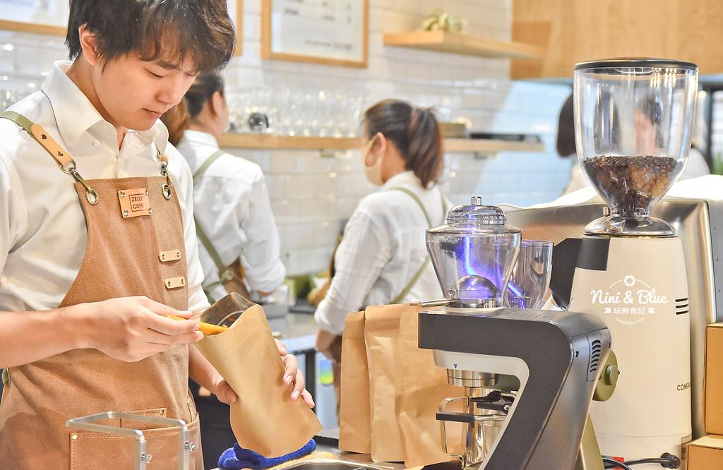 Zeller Coffee Japancart台中咖啡 不限時有插座12