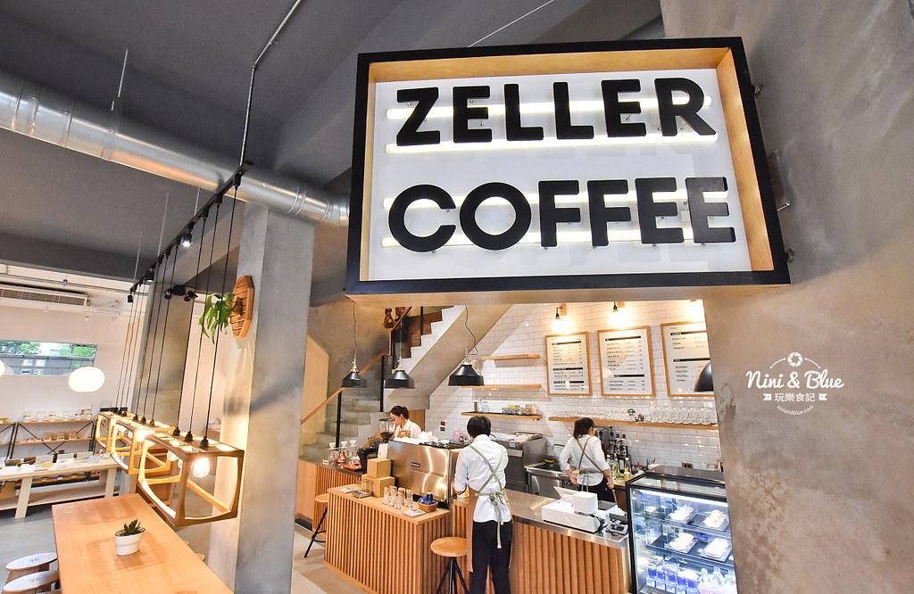 Zeller Coffee Japancart台中咖啡 不限時有插座03