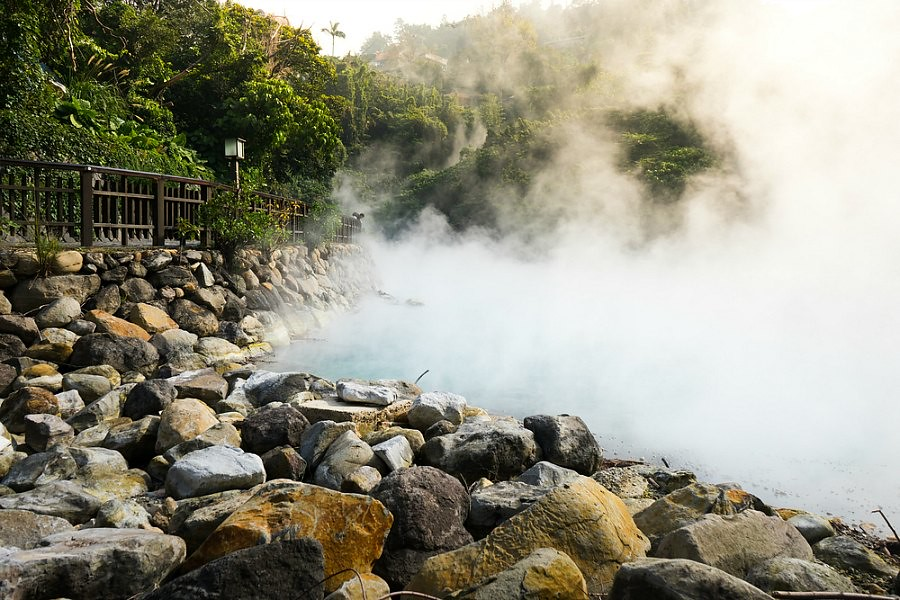 Beitou Hot Springs, Taiwan