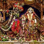 ISKCON Mayapur Deity Darshan 06 July 2019