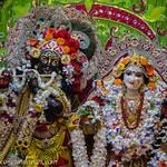 ISKCON Vrindavan Deity Darshan 06 July 2019