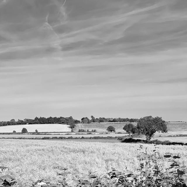 Countryside outside Bath