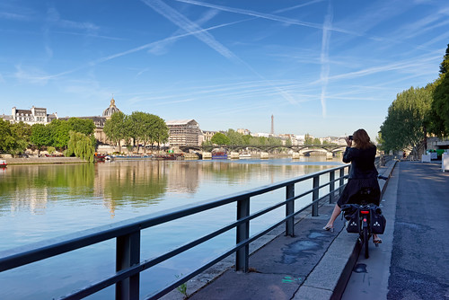 paris bicycle