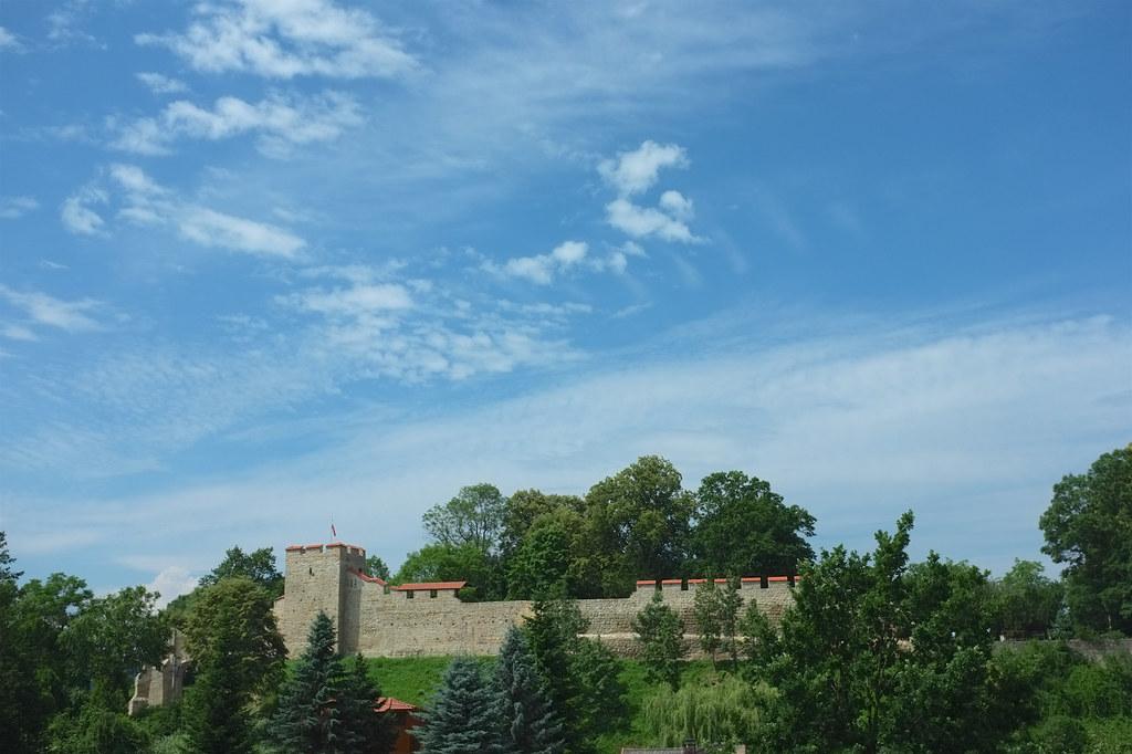 Wielki mur dobczycki / The great Dobczyce wall