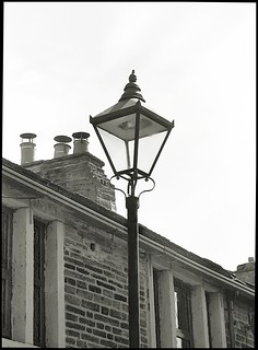 Lamp and chimney