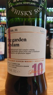 SMWS 84.31 - The garden of edam