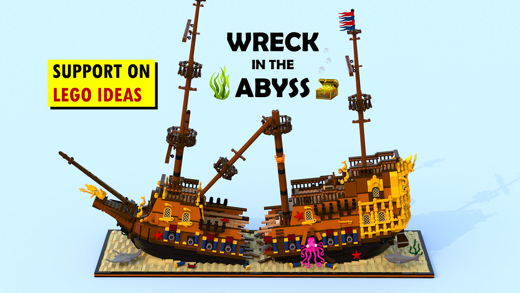 Wreck in the Abyss