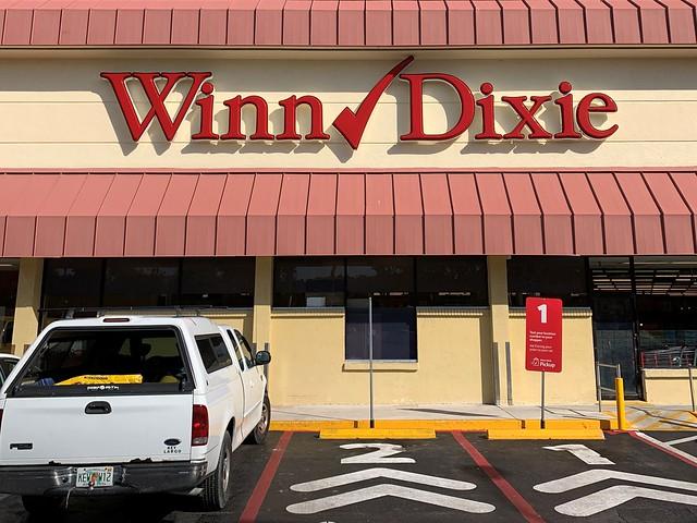 Winn Dixie Pickup Key Largo