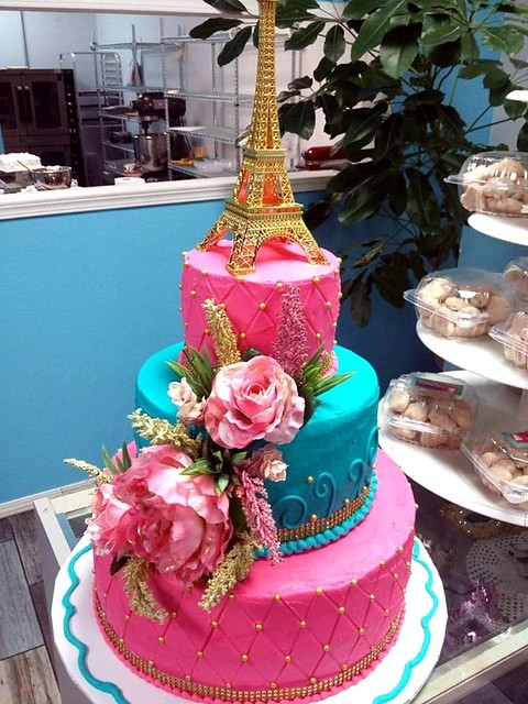 Cake by Taides Cake Shoppe