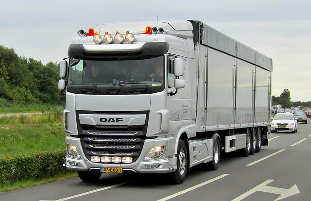 DAF XFeuro6c Simon Berends