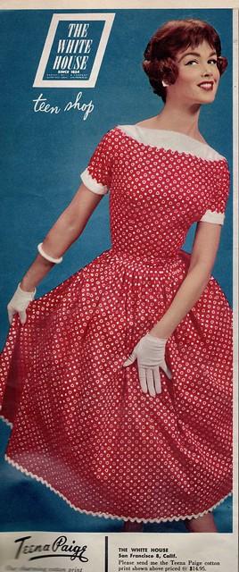 Teena Paige 1958