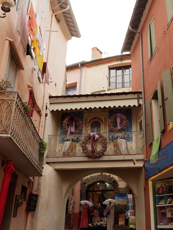Ville de Collioure  48212936411_0c8e79687e_c