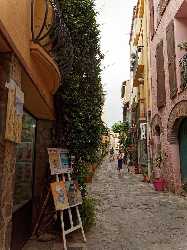 Ville de Collioure  48212944981_f69aede606_c