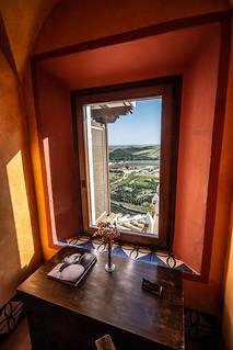 Andalucía desde la ventana.