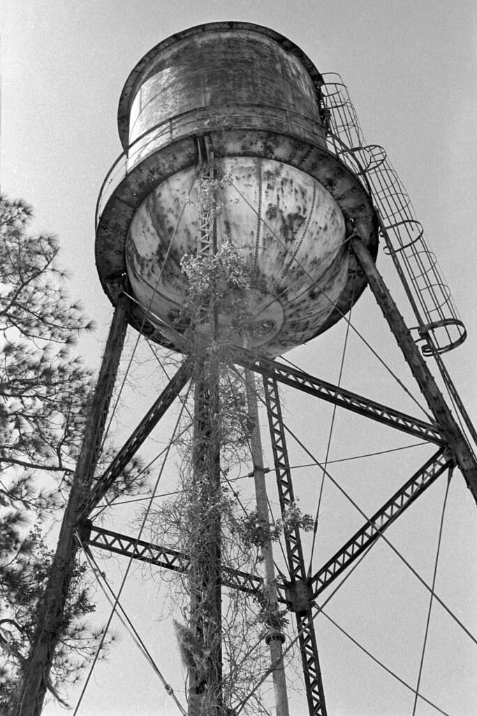 Edgar Minerals Water Tower