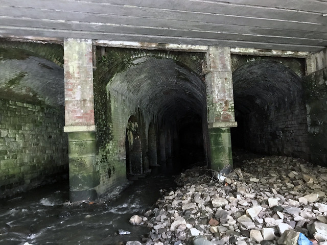 Sheffield's Hidden Rivers, July 2019