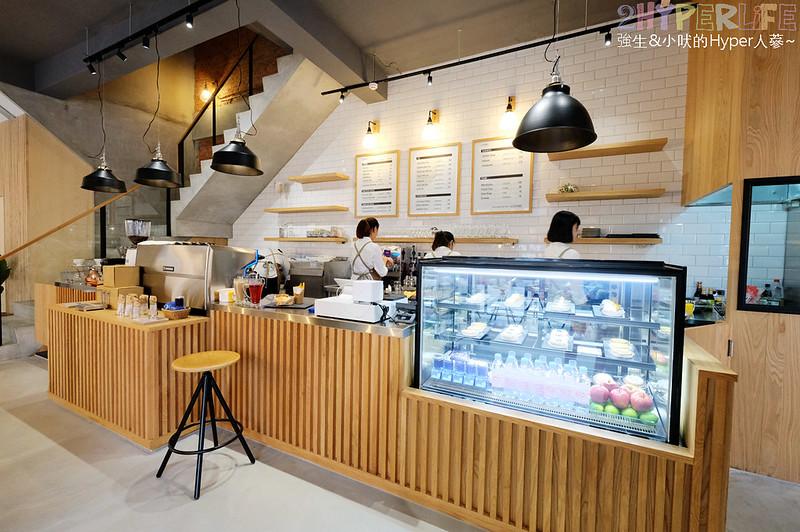 Zeller Coffee,Zeller Coffee & Japancart,台中下午茶,台中南屯咖啡,台中咖啡,台中甜點,台中美食,文青咖啡 @強生與小吠的Hyper人蔘~