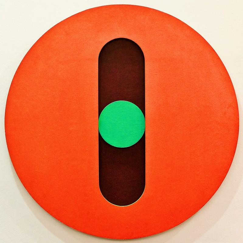 Amsterdam Hommage (1966) - Jorge Pinheiro (1931)