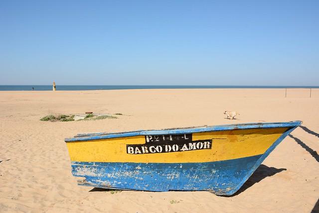 O Barco Do Amor  (The Boat Love)