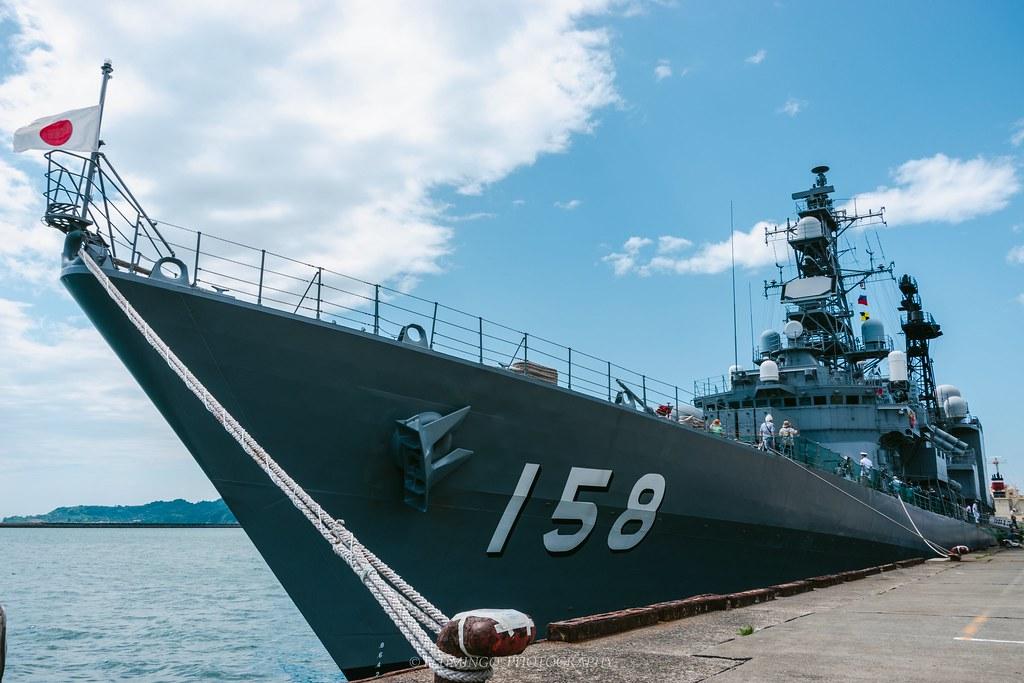 護衛艦 DD158 うみぎり