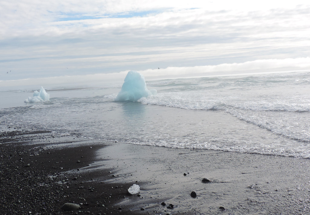 Diamond Beach, Vatnajökull National Park, Iceland