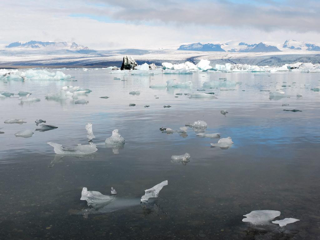 Glacier Lagoons Iceland: Jökulsárlón