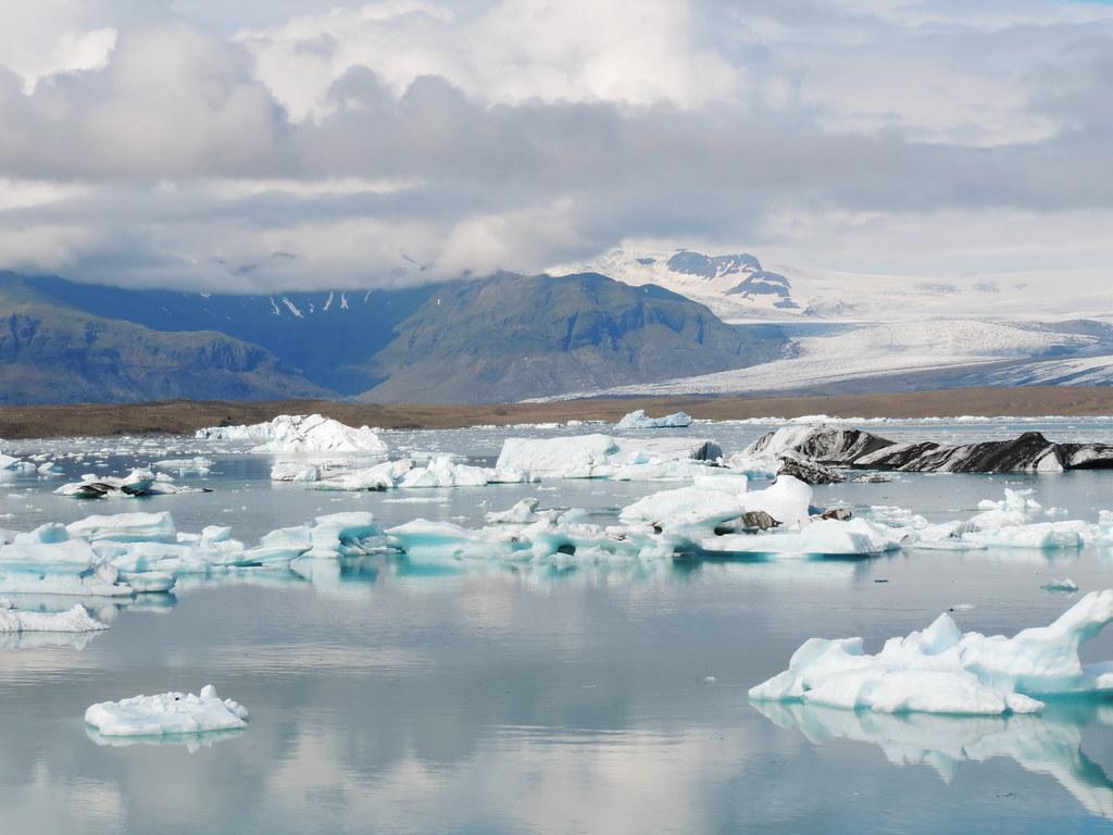 Glacier Lagoons Iceland: Jökulsárlón, Vatnajökull National Park, Iceland