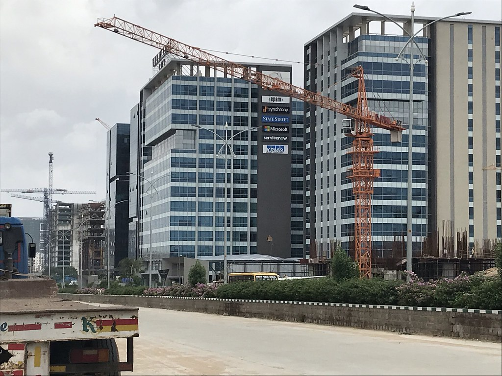 IT Park/IT SEZ Project Hyderabad - Page 207 - SkyscraperCity