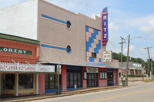 texas theatres movies
