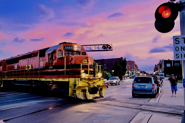 Huron & Eastern - Midland St., Bay City, MI