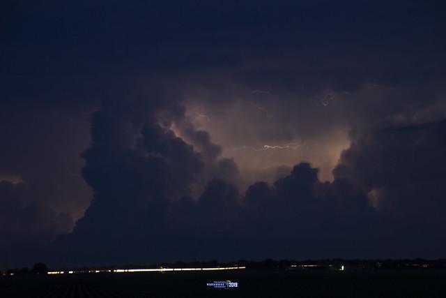 061419 - Evening Supercell & Lightning 049